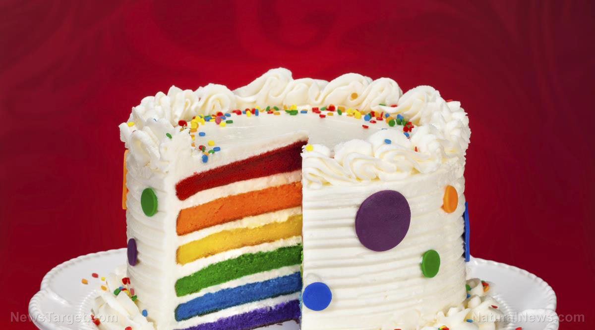 Toxic tradition Birthday cakes can contain toxic ingredients